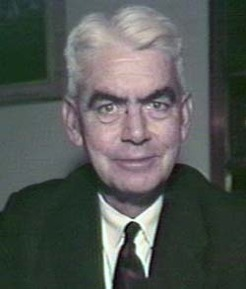 first Viscount Dunrossil (1893-1961), by unknown photographer, 1959