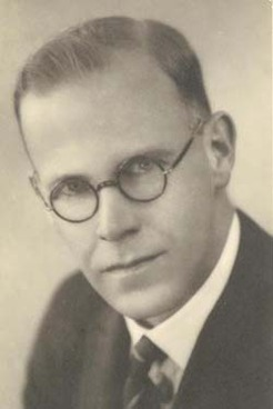 John Keith Ewers (1904-1978), by unknown photographer