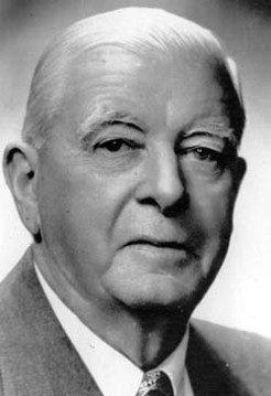 Douglas Stuart Mcgregor Gordon Forbes (1890-1973), by unknown photographer, c1964