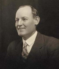 Rowland James (1885-1962), by A. Galloway, 1910s