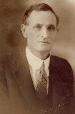 George Lawson (1880-1966), by Sidney Riley