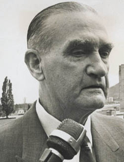 John McEwen (1900-1980), by unknown photographer