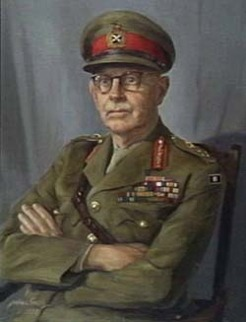 Iven Giffard Mackay (1882-1966), by Joshua Smith, 1958