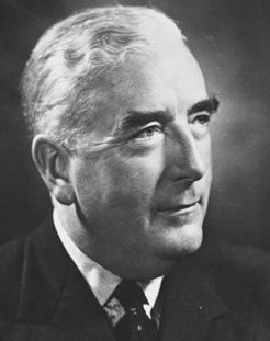 Robert Menzies, by Arthur Dickinson, 195-?