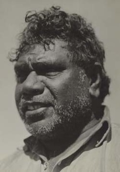 Albert Namatjira, by Axel Poignant, 1946