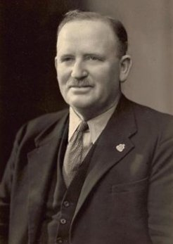 George James Rankin (1887-1957), by Vincent Kelly, 1938