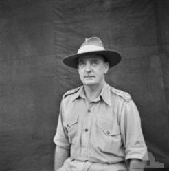 Victor Clarence Secombe (1897-1962), by unknown photographer, 1945