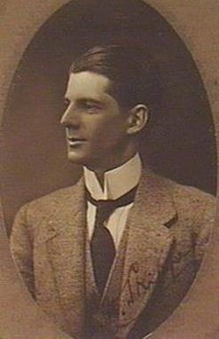Herbert Stanley Skipper (1880-1962), by unknown photographer, 1910