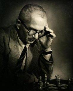 Lajos Steiner (1903-1975), by Len Leslie
