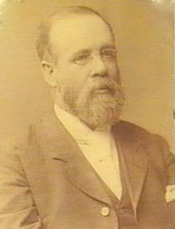 John Medway Day (1838-1905), by unknown photographer, c1890