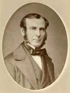 James Farrell (1803-1869), by S. Solomon, c1854