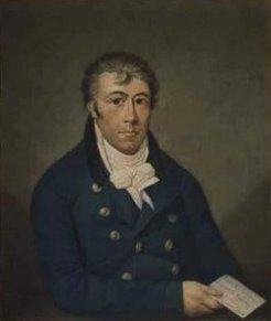 William Balmain, by Richard Earlom, 1803?