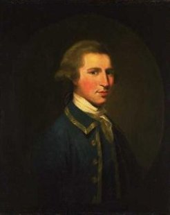 George Barrington, by Sir William Beechey, c.1785