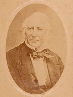 John Bingle (1796-1882), by unknown photographer