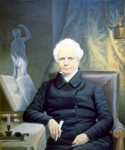 William Bland (1789-1868), attributed to Richard Read, c1845-49