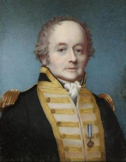 William Bligh, by Alexander Huey