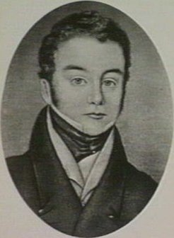 John Bowen (1780-1827), by unknown artist, c1890
