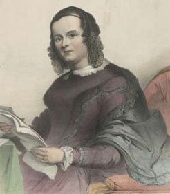 Caroline Chisholm, by Angelo Collen Hayter, 1852