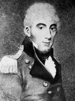 David Collins (1756-1810), by unknown artist