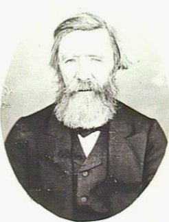 Thomas Young Cotter (1805-1882), by unknown photographer, c1880
