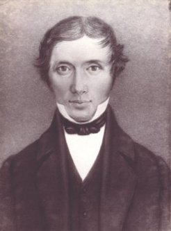 Thomas Davey (1758-1823), by unknown artist (photographed by J. W. Beattie, 1896)