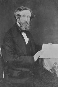Handasyde Duncan (1811-1878), by unknown photographer, c1856