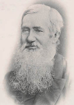 William Augustine Duncan (1811-1885), by unknown photographer