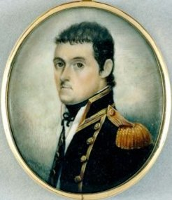 Matthew Flinders (1774-1814), by unknown artist, c1800
