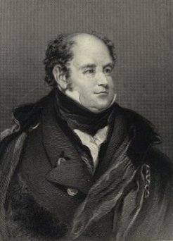 John Franklin (1786-1847), by unknown engraver (after Thomas Phillips), 1840s