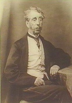 Edward Charles Frome (1802-1890), by unknown photographer, c1880
