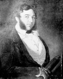 William Romaine Govett (1807-1848), by unknown artist