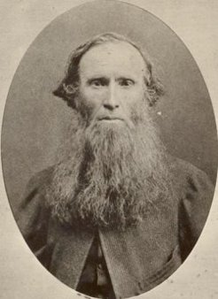 Charles Harpur (1813-1868), by unknown photographer, 1860s