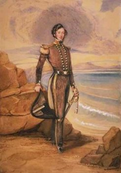 William Hobson (1793-1842), by Mary Ann Musgrave, 1839?