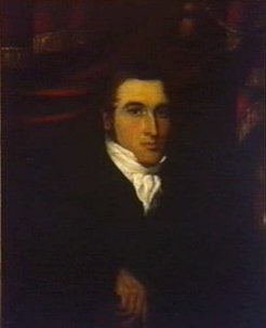 Robert Hoddle (1794-1881), by unknown artist, c1830