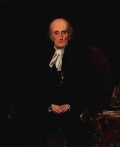 Jeffery Hart Bent (1781-1852), by unknown artist, c1850