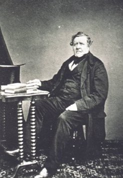 John Ingle (1781-1872), by unknown photographer
