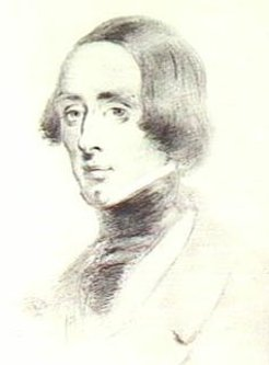 John Alexander Jackson (1809-1885), by unknown artist, 1845