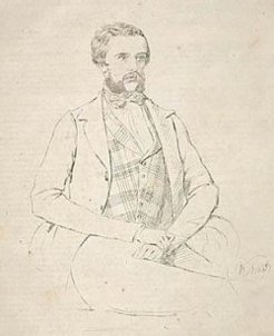 William Nicholas, Edmund Kennedy, 1848