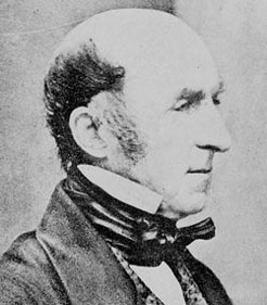 Phillip Parker King (1791-1856), by unknown photographer