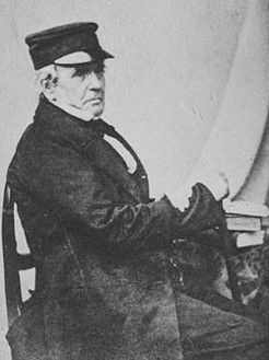 William Lithgow (1784-1864), by unknown photographer