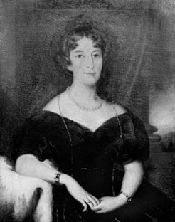Elizabeth Macarthur (1766-1850), by unknown artist
