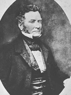 Archibald Mosman (1799-1863), by unknown photographer