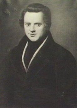 John Bentham Neales (1806-1873), by unknown artist