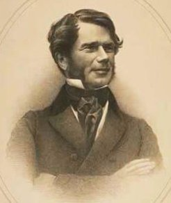 William Smith O'Brien (1803-1864), by Henry O'Neil