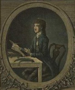 Sydney Parkinson (1745-1771), by James Newton