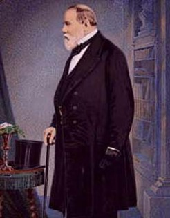 Frederick Holt Robe (1802-1871), by Thomas Foster Chuck