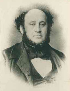 Edward Stephens (1811-1861), by unknown photographer