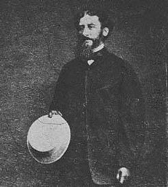 Charles James Tyers (1806-1870), by unknown photographer