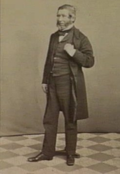 Thomas Turner à Beckett, by Batchelder & Co, c1867