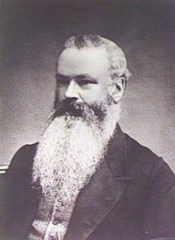 Richard Bullock Andrews, by Hammer & Co, c1870